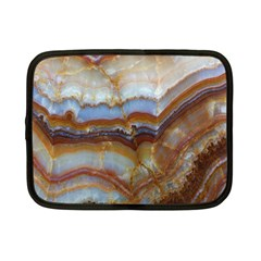 Wall Marble Pattern Texture Netbook Case (small)