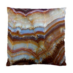 Wall Marble Pattern Texture Standard Cushion Case (two Sides) by Nexatart