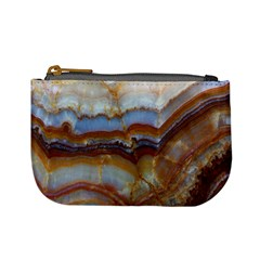 Wall Marble Pattern Texture Mini Coin Purses