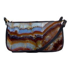 Wall Marble Pattern Texture Shoulder Clutch Bags by Nexatart