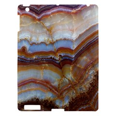 Wall Marble Pattern Texture Apple Ipad 3/4 Hardshell Case