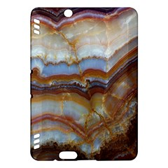 Wall Marble Pattern Texture Kindle Fire Hdx Hardshell Case by Nexatart