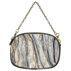 Texture Structure Marble Surface Background Chain Purses (two Sides)  by Nexatart