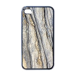Texture Structure Marble Surface Background Apple Iphone 4 Case (black) by Nexatart