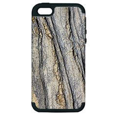 Texture Structure Marble Surface Background Apple Iphone 5 Hardshell Case (pc+silicone) by Nexatart