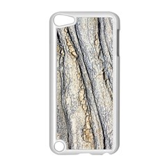 Texture Structure Marble Surface Background Apple Ipod Touch 5 Case (white)