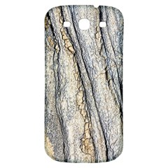 Texture Structure Marble Surface Background Samsung Galaxy S3 S Iii Classic Hardshell Back Case by Nexatart