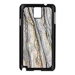 Texture Structure Marble Surface Background Samsung Galaxy Note 3 N9005 Case (black)
