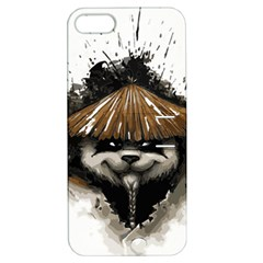 Warrior Panda T Shirt Apple Iphone 5 Hardshell Case With Stand by AmeeaDesign