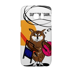 Owl That Hates Summer T Shirt Galaxy S6 Edge by AmeeaDesign