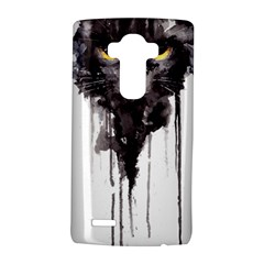 Angry Cat T Shirt Lg G4 Hardshell Case by AmeeaDesign