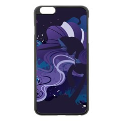 Nightmare Rarity Stream Wall  Apple Iphone 6 Plus/6s Plus Black Enamel Case by amphoto