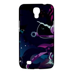 Midnight Sparkle Stream Wall  Samsung Galaxy Mega 6 3  I9200 Hardshell Case by amphoto