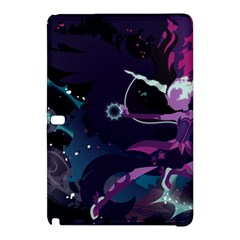 Midnight Sparkle Stream Wall  Samsung Galaxy Tab Pro 10 1 Hardshell Case by amphoto