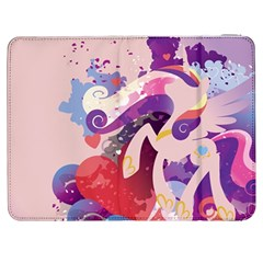 Cadance Stream Wall  Samsung Galaxy Tab 7  P1000 Flip Case by amphoto