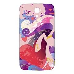 Cadance Stream Wall  Samsung Galaxy Mega I9200 Hardshell Back Case by amphoto