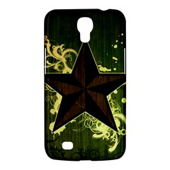 Star Dark Pattern  Samsung Galaxy Mega 6 3  I9200 Hardshell Case by amphoto
