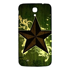 Star Dark Pattern  Samsung Galaxy Mega I9200 Hardshell Back Case by amphoto