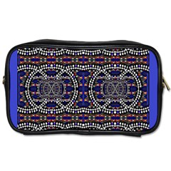 Sanskrit Link Time Space  Toiletries Bags 2 Side by MRTACPANS