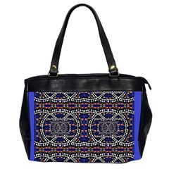 Sanskrit Link Time Space  Office Handbags (2 Sides)  by MRTACPANS