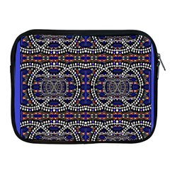 Sanskrit Link Time Space  Apple Ipad 2/3/4 Zipper Cases by MRTACPANS