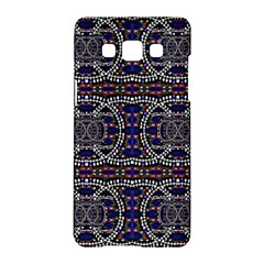 Sanskrit Link Time Space  Samsung Galaxy A5 Hardshell Case  by MRTACPANS