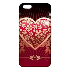 Heart Patterns Lines  Iphone 6 Plus/6s Plus Tpu Case by amphoto