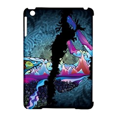 Girl Dress Fly  Apple Ipad Mini Hardshell Case (compatible With Smart Cover) by amphoto