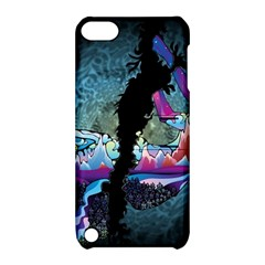Girl Dress Fly  Apple Ipod Touch 5 Hardshell Case With Stand by amphoto
