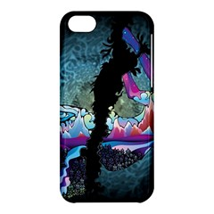 Girl Dress Fly  Apple Iphone 5c Hardshell Case by amphoto