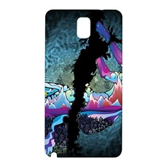 Girl Dress Fly  Samsung Galaxy Note 3 N9005 Hardshell Back Case by amphoto