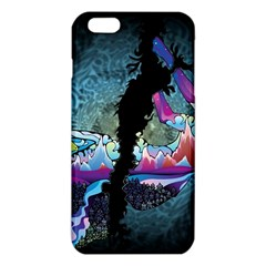 Girl Dress Fly  Iphone 6 Plus/6s Plus Tpu Case by amphoto