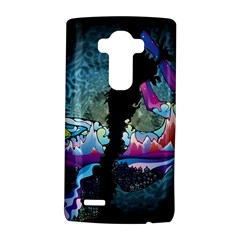 Girl Dress Fly  Lg G4 Hardshell Case by amphoto