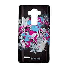 Skulls Ghosts Illustration  Lg G4 Hardshell Case by amphoto