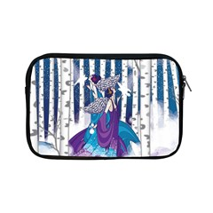 Girl Forest Trees Apple Ipad Mini Zipper Cases by amphoto