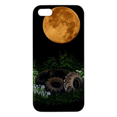 Ecology  Iphone 5s/ Se Premium Hardshell Case by Valentinaart