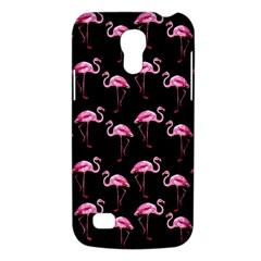 Flamingo Pattern Galaxy S4 Mini by Valentinaart