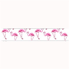 Flamingo Pattern Small Bar Mats by Valentinaart