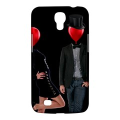 Love Samsung Galaxy Mega 6 3  I9200 Hardshell Case by Valentinaart