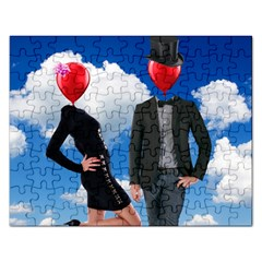 Love Rectangular Jigsaw Puzzl