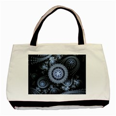 Figure Compound Mechanism  Basic Tote Bag by amphoto