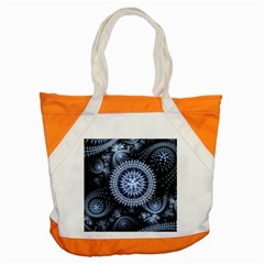 Figure Compound Mechanism  Accent Tote Bag by amphoto