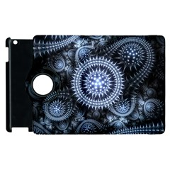 Figure Compound Mechanism  Apple Ipad 3/4 Flip 360 Case by amphoto