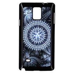 Figure Compound Mechanism  Samsung Galaxy Note 4 Case (black) by amphoto