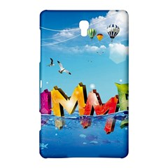 Summer Sea Clouds  Samsung Galaxy Tab S (8 4 ) Hardshell Case  by amphoto