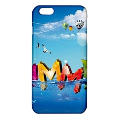 Summer Sea Clouds  Iphone 6 Plus/6s Plus Tpu Case by amphoto