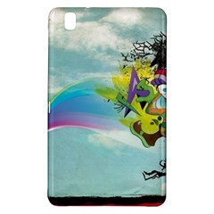 Man Crazy Surreal  Samsung Galaxy Tab Pro 8 4 Hardshell Case by amphoto