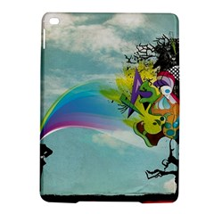 Man Crazy Surreal  Ipad Air 2 Hardshell Cases by amphoto