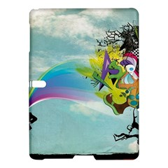 Man Crazy Surreal  Samsung Galaxy Tab S (10 5 ) Hardshell Case  by amphoto