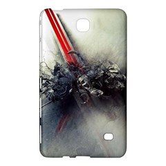 Blast Paint Shadow  Samsung Galaxy Tab 4 (8 ) Hardshell Case  by amphoto